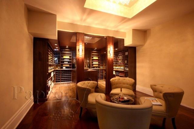 Modern Wine Cellar modern-wine-cellar