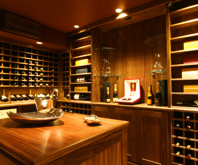 Modern Wine Cellars by Papro Consulting modern-wine-cellar