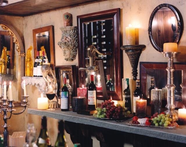 Montgomery Roth traditional-wine-cellar