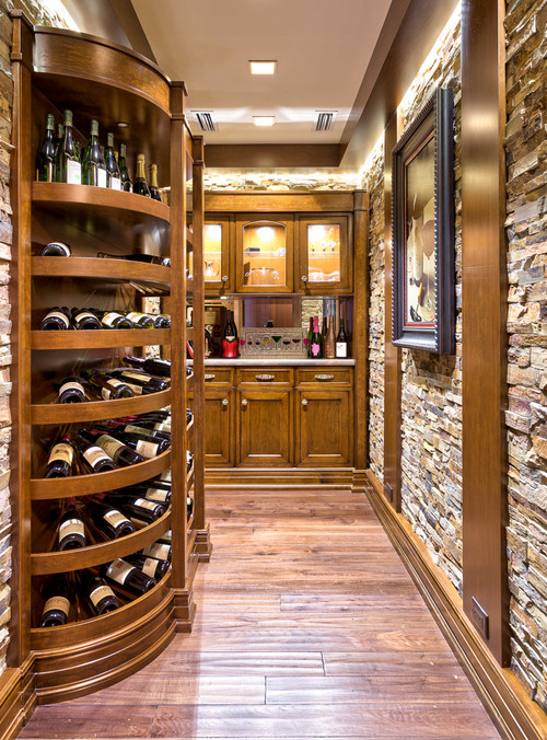 Wine Cellar Ideas And Design Maureen Stevens