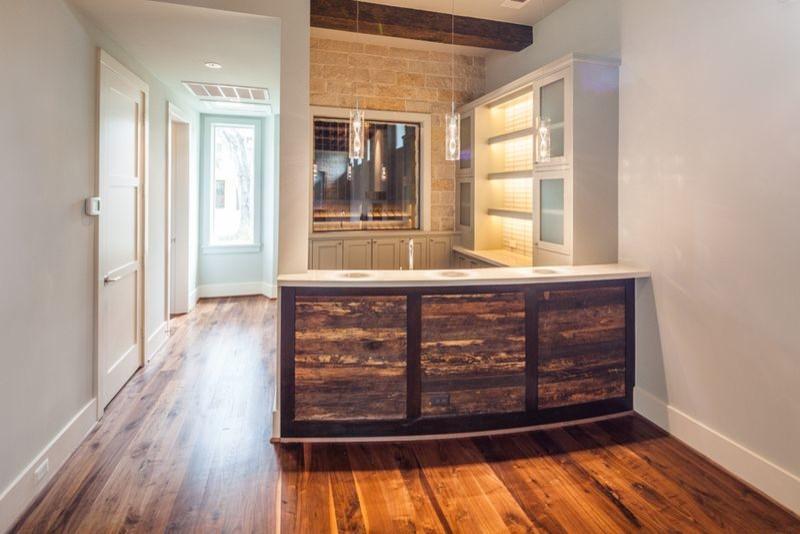 River Oaks II - Traditional - Wine Cellar - Houston - by ... |Wine Cellar Houston