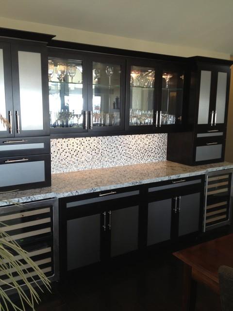Ocean Blvd Contemporary Kitchen Bath Contemporary Wine Cellar Orange County By Wc