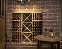 Oenophile rustic-wine-cellar