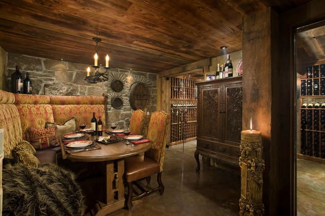 Old River Farm Rustic Wine Cellar Other By Locati