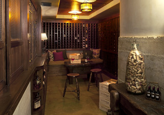 Old World Anew rustic-wine-cellar