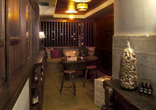 Old World A New rustic-wine-cellar