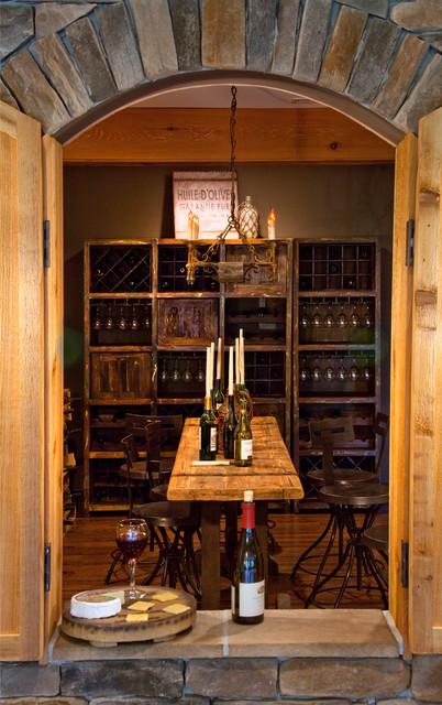 Old World Cellar klassisk-vinkaellare