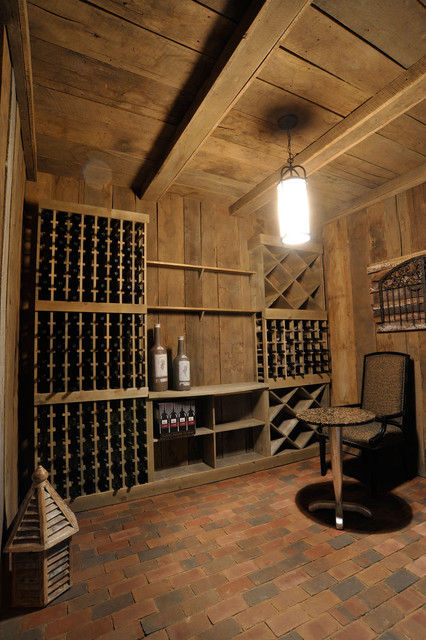 Olentangy Falls ~ Delaware, OH traditional wine cellar