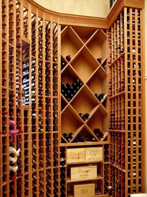 Our Wine Cellar Projects traditional-wine-cellar