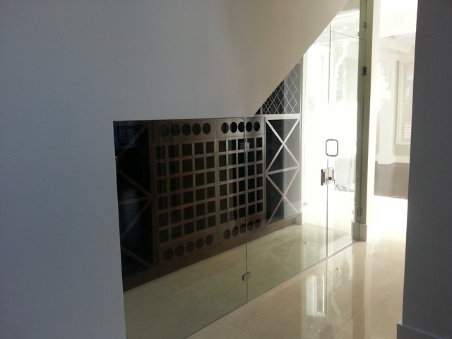 Our Work - Modern - Wine Cellar - vancouver - by Future ...