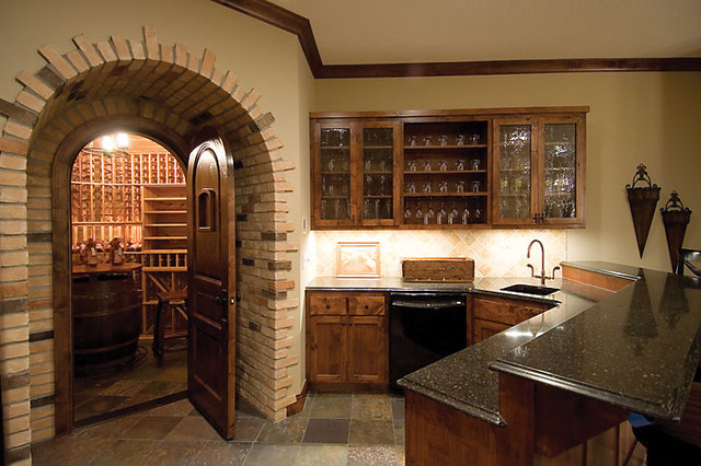 Plan 013s 0010 contemporary wine cellar st louis for Wine cellar plans