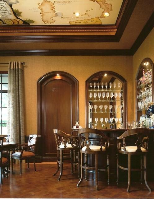 Private Residence 12, Boca Raton, FL traditional-wine-cellar