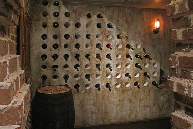 Raise Your Glass Rustic Wine Cellar Atlanta By