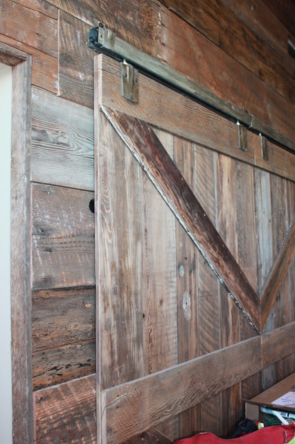 Reclaimed Wood Feature Walls Amp Wall Cladding Rustic