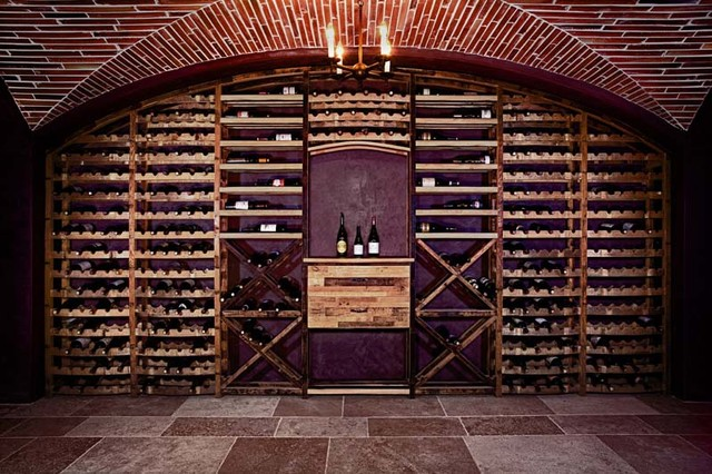 Will Your Next Meeting Be Inside a Wine Cellar? - PCMA Convene   Barrel Wine Cellar