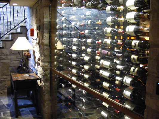 Red Ridge Wine Cellars traditional-wine-cellar & Red Ridge Wine Cellars - Traditional - Wine Cellar - Toronto - by ...