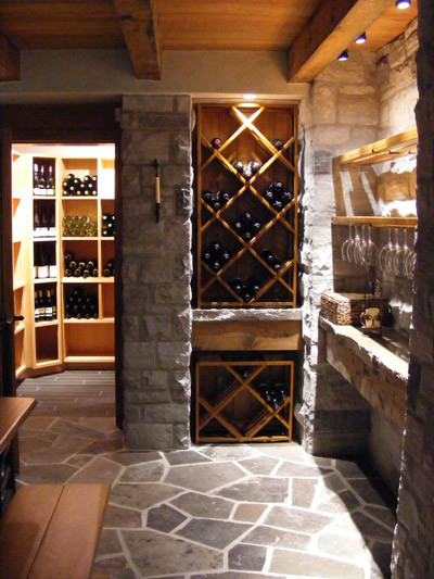 Red Ridge Wine Cellars traditional-wine-cellar