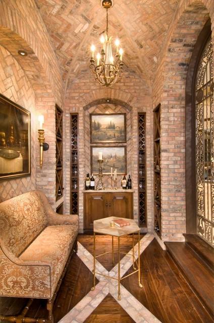 Royal Palms mediterranean-wine-cellar