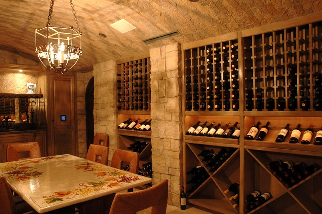 Wine Cellars Of The French Tradition Traditional Wine
