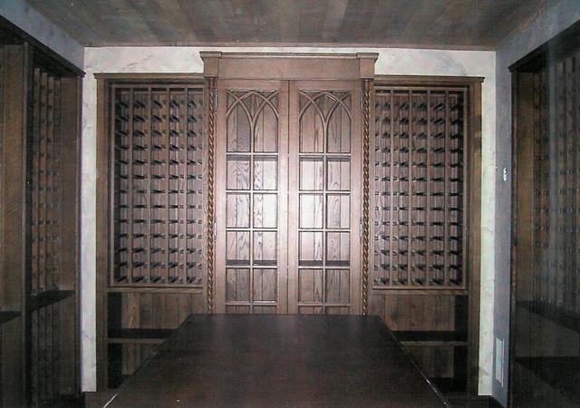 Rustic Wine Cellar wine-cellar