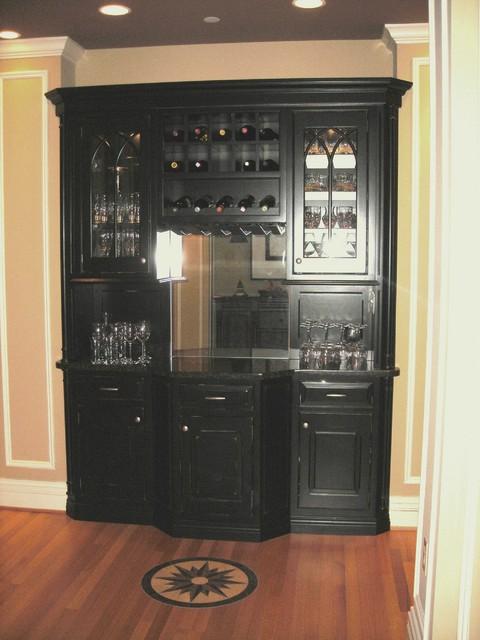 Sarah Pryor traditional-wine-cellar