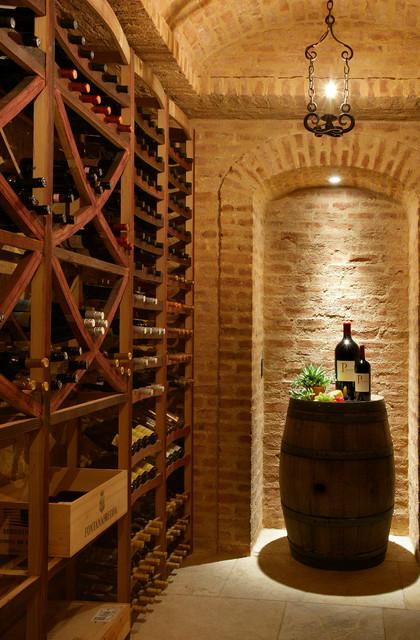 Sc 3 Mediterranean Wine Cellar Other Metro By Jon