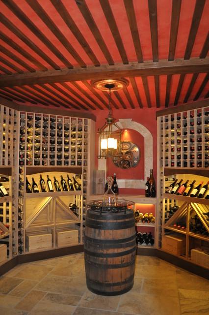 Silver Tommie Award mediterranean-wine-cellar