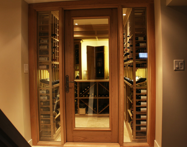 Small Space Wine Cellars By Papro Consulting