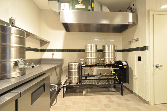 Brew Pub traditional-wine-cellar