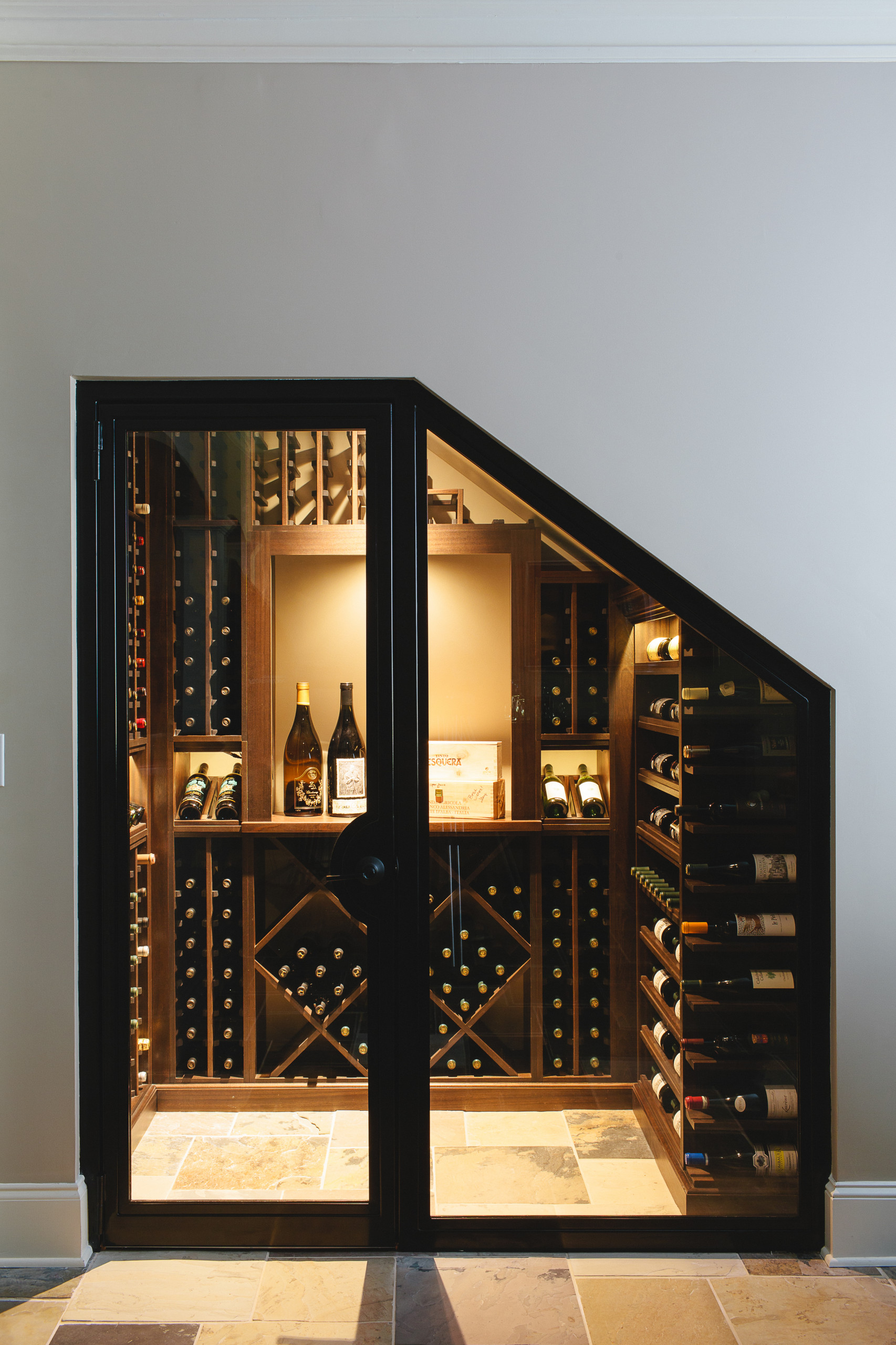 75 Beautiful Small Wine Cellar Pictures Ideas January 2021 Houzz