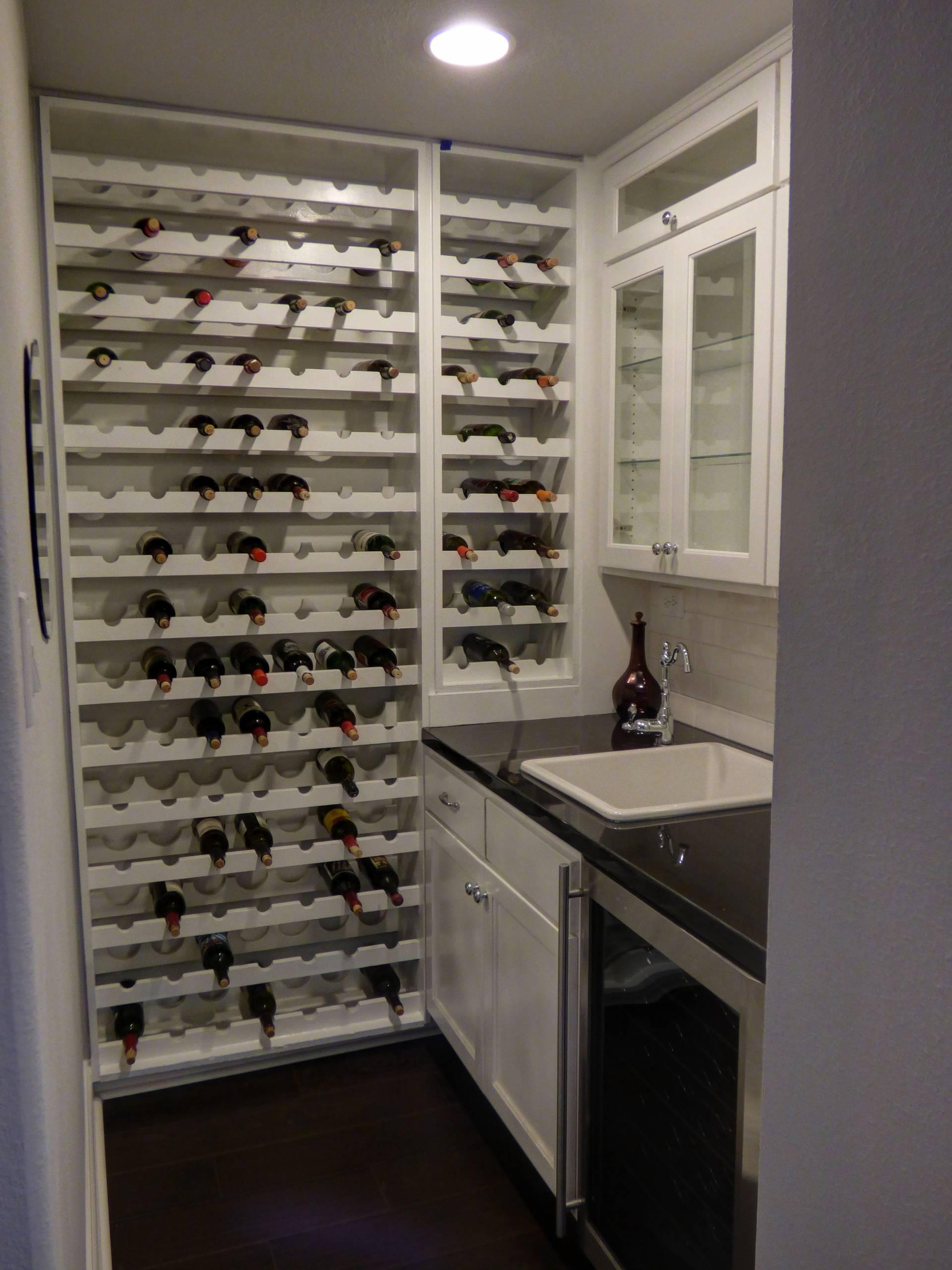 The Oasis of Westbury Wine Room