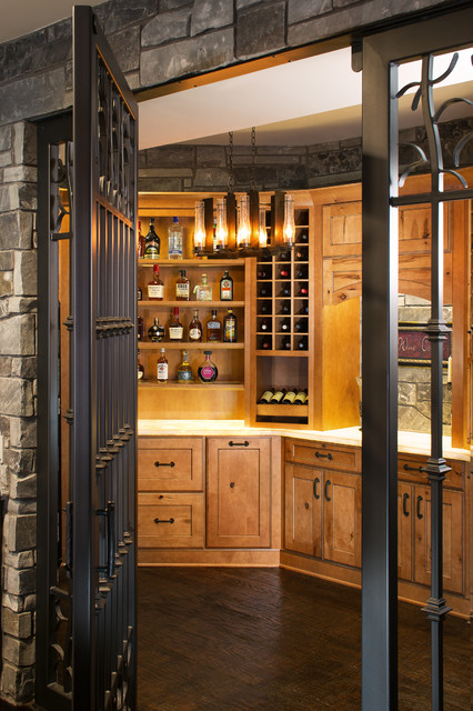 The park estate rustic wine cellar omaha by the for Architecture firms omaha ne