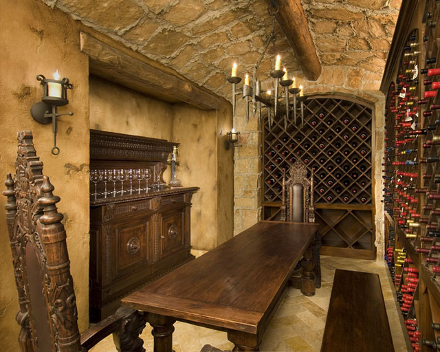 Traditional Wine Cellar traditional-wine-cellar