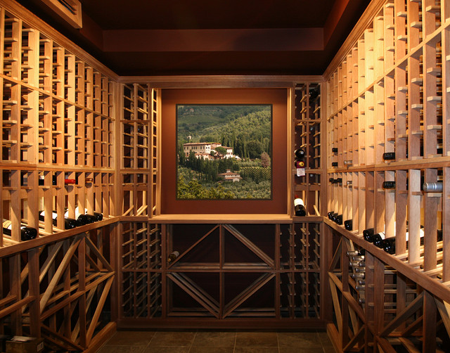 Traditional Wine Cellars by Papro Consulting traditional-wine-cellar