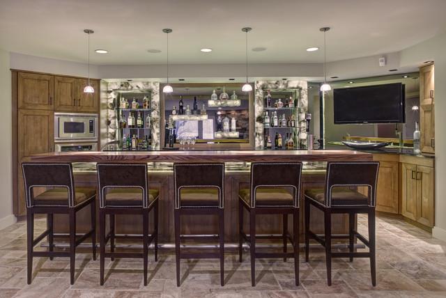 Unique Flair contemporary-wine-cellar