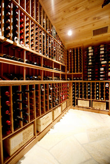 Unique Wine Cellar Ideas Traditional Wine Cellar