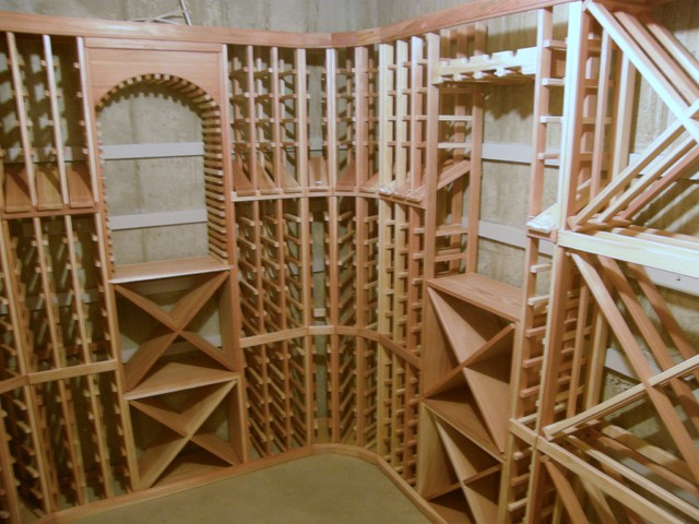 Unique Wine Cellar Ideas Modern Wine Cellar Salt