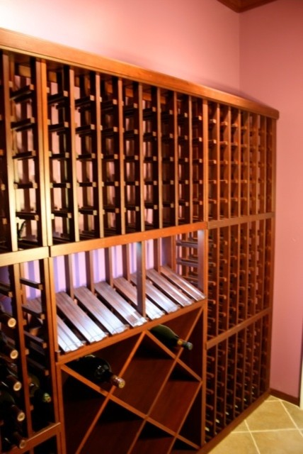 Unique Wine Cellar Ideas traditional-wine-cellar