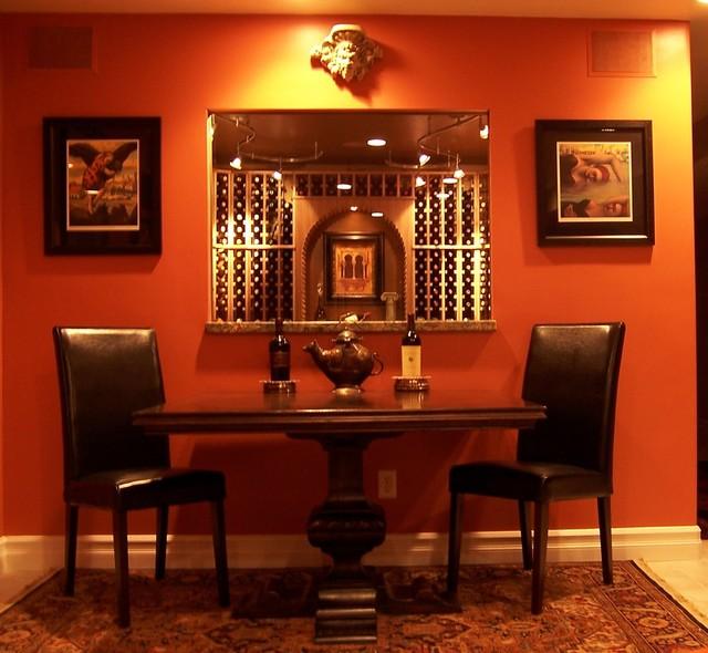 Utah Wine Cellar eclectic-wine-cellar