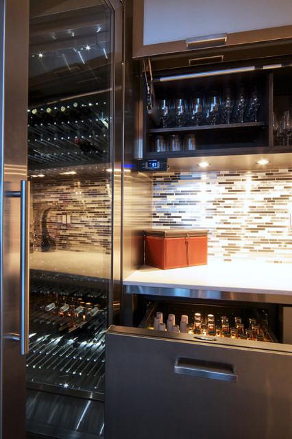 vin de garde modern wine cellars. Black Bedroom Furniture Sets. Home Design Ideas