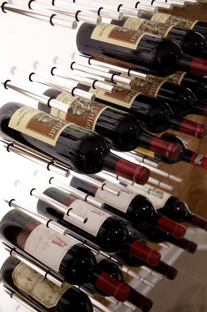 vin de garde rye wine cellar modern wine cellar new york by vin de garde modern wine. Black Bedroom Furniture Sets. Home Design Ideas