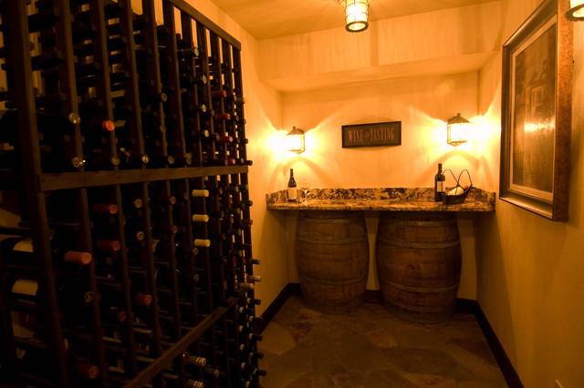 Virtuosity, Wine Cellar contemporary-wine-cellar