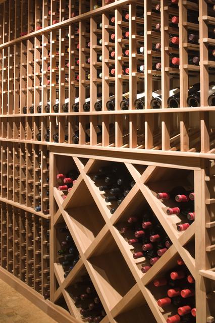 William Hefner Architecture Interiors & Landscape contemporary-wine-cellar