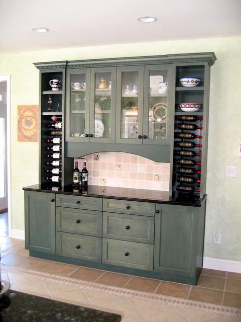 Wine Bottle Storage traditional-wine-cellar