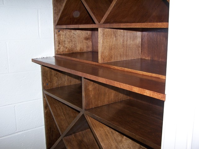 Wine Cabinet traditional-wine-cellar