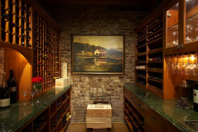 Lund Wine Cellar traditional-wine-cellar