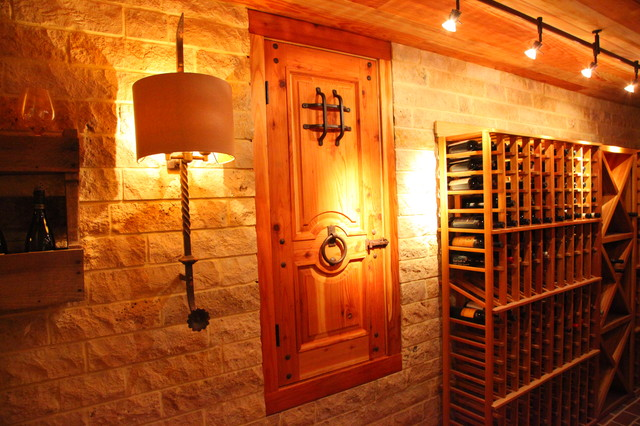 Gu Residence traditional wine cellar