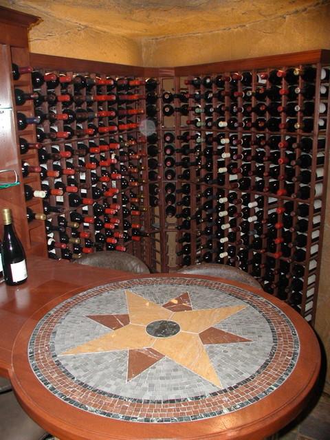 Wine cellar/grotto