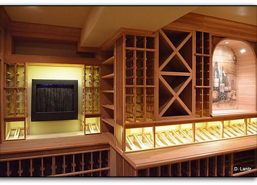 Wine Cellar Installations traditional-wine-cellar