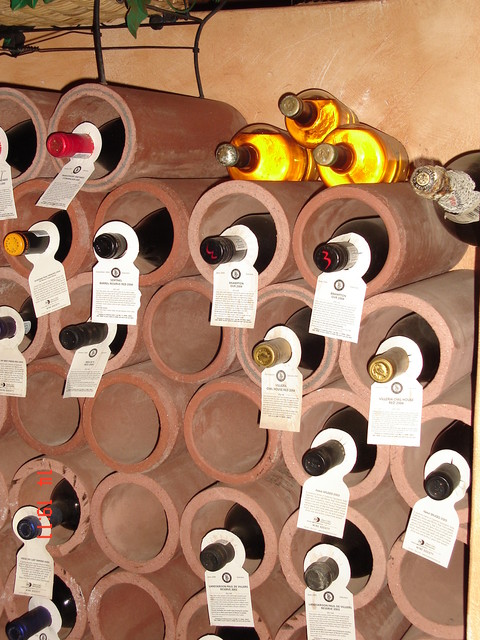 Wine Cellar by Karen Schaefer Louw